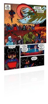 Marvel Comics: Moon Girl and Devil Dinosaur - Issue # 37 Page 2