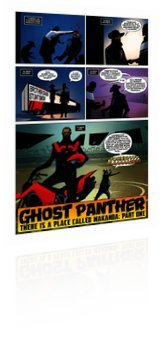 Marvel Comics: Infinity Wars: Ghost Panther - Issue # 1 Page 3