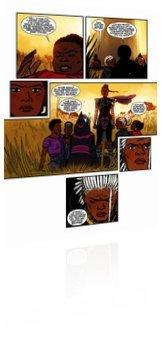Marvel Comics: Shuri - Issue # 2 Page 3