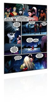 Marvel Comics: Mr. & Mrs. X - Issue # 5 Page 2