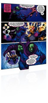 Marvel Comics: Cover - Issue # 3 Page 4