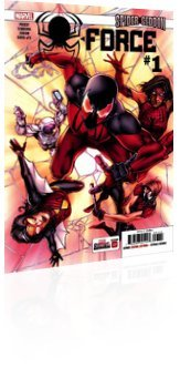 Marvel Comics: Nice - Issue # 1 Cover