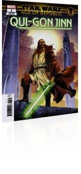 Marvel Comics: Star Wars: Age Of Republic - Qui-Gon Jinn - Issue # 1 Page 2