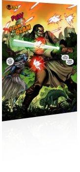 Marvel Comics: Star Wars: Age Of Republic - Qui-Gon Jinn - Issue # 1 Page 4
