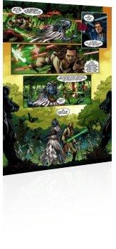 Marvel Comics: Star Wars: Age Of Republic - Qui-Gon Jinn - Issue # 1 Page 5