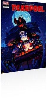 Marvel Comics: Deadpool - Issue # 7 Cover