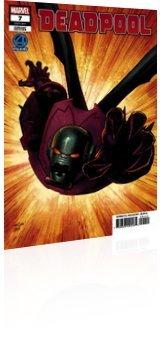 Marvel Comics: Deadpool - Issue # 7 Page 1