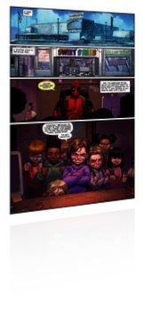 Marvel Comics: Deadpool - Issue # 7 Page 4