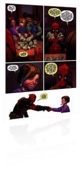 Marvel Comics: Deadpool - Issue # 7 Page 6