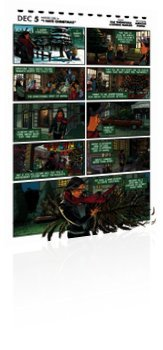 Marvel Comics: The Merry X-Men: Holiday Special - Issue # 1 Page 5