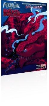Marvel Comics: Moon Girl and Devil Dinosaur - Issue # 38 Cover