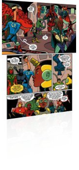 Marvel Comics: Moon Girl and Devil Dinosaur - Issue # 38 Page 3