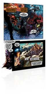 Marvel Comics: The Black Order - Issue # 3 Page 4