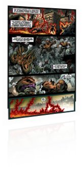 Marvel Comics: The Black Order - Issue # 3 Page 6