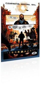 Marvel Comics: Gunhawks - Issue # 1 Page 3