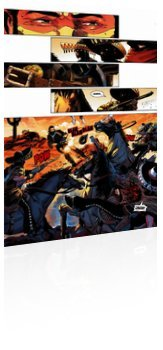 Marvel Comics: Gunhawks - Issue # 1 Page 4