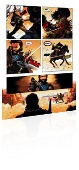 Marvel Comics: Gunhawks - Issue # 1 Page 5
