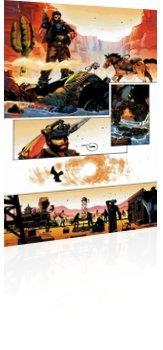 Marvel Comics: Gunhawks - Issue # 1 Page 6