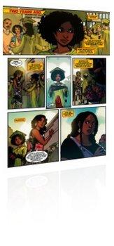Marvel Comics:  -   Page 1