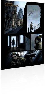 Marvel Comics: Killmonger - Issue # 5 Page 1