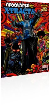 Marvel Comics: Age of X-Man: Apocalypse and the X-Tracts - Issue # 1 Cover