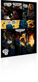 Marvel Comics: Asgardians of The Galaxy - Issue # 7 Page 2