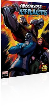 Marvel Comics: Age of X-Man: Apocalypse and the X-Tracts - Issue # 3 Cover