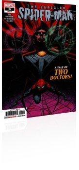 Marvel Comics: Superior Spider-Man - Issue # 6 Cover