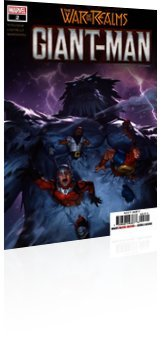 Marvel Comics: Giant-Man - Issue # 2 Cover