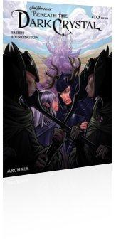Archaia Studios Press: Jim Henson's Beneath the Dark Crystal - Issue # 10 Cover