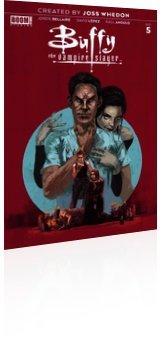 BOOM! Studios: Buffy The Vampire Slayer - Issue # 5 Cover