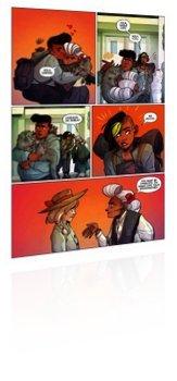 BOOM! Studios: Hotel Dare - Soft Cover # 1 Page 5