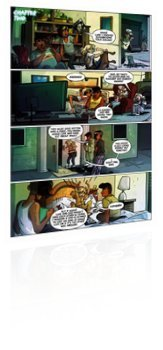 BOOM! Studios: Hotel Dare - Soft Cover # 1 Page 9