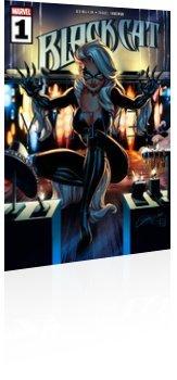 Marvel Comics: Black Cat - Issue # 1 Cover