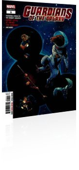Marvel Comics: Guardians of the Galaxy - Annual # 1 Cover