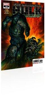 Marvel Comics: The Immortal Hulk  - Issue # 19 Cover