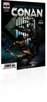 Marvel Comics: Savage Sword Of Conan - Issue # 6 Cover