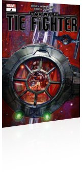 Marvel Comics: Star Wars: TIE Fighter - Issue # 3 Cover