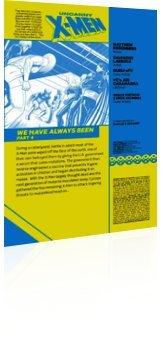 Marvel Comics: Uncanny X-Men - Issue # 20 Page 3