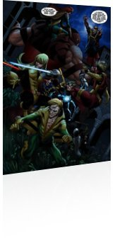 Marvel Comics: Uncanny X-Men - Issue # 20 Page 7
