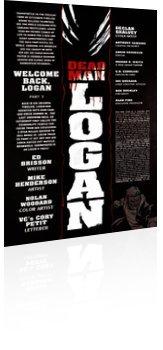 Marvel Comics: Dead Man Logan - Issue # 9 Page 1