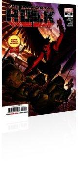 Marvel Comics: Immortal Hulk  - Issue # 20 Cover