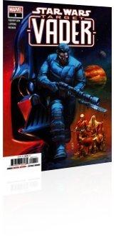 Marvel Comics: Star Wars: Target - Vader - Issue # 1 Cover
