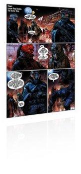 Marvel Comics: Star Wars: Target - Vader - Issue # 1 Page 1