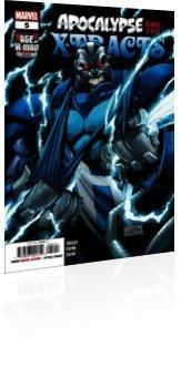 Marvel Comics: Age of X-Man: Apocalypse and the X-Tracts - Issue # 5 Cover