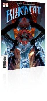 Marvel Comics: Black Cat - Issue # 2 Cover