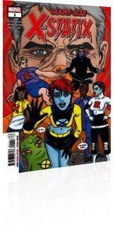 Marvel Comics: Giant-Size X-Statix - Issue # 1 Cover