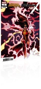 Marvel Comics: Secret Warps: Weapon Hex Annual - Annual #1 Page 1