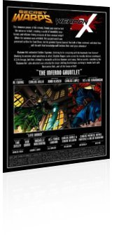 Marvel Comics: Secret Warps: Weapon Hex Annual - Annual #1 Page 2