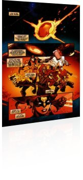 Marvel Comics: Secret Warps: Weapon Hex Annual - Annual #1 Page 3
